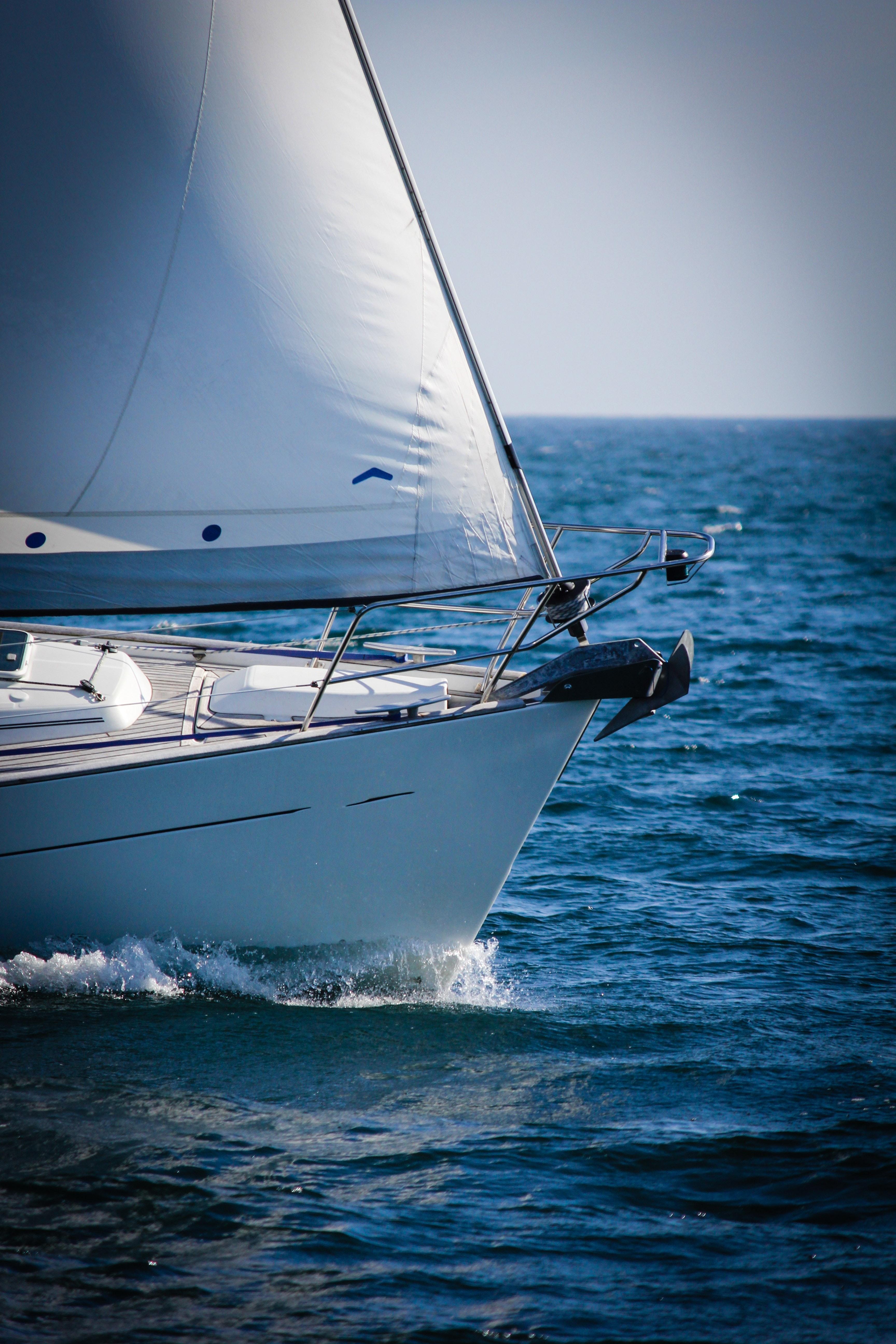 beach-blue-sky-boat-533595